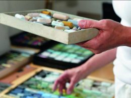 Veranstaltung mit Susanne Mull – Preisträgerin des Pastel Journal – gestaltet ein Informationsabend über die Pastellmalerei