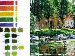Veranstaltung mit Thomas Freund – Treffsicheres Farbenmischen mit Ölfarben