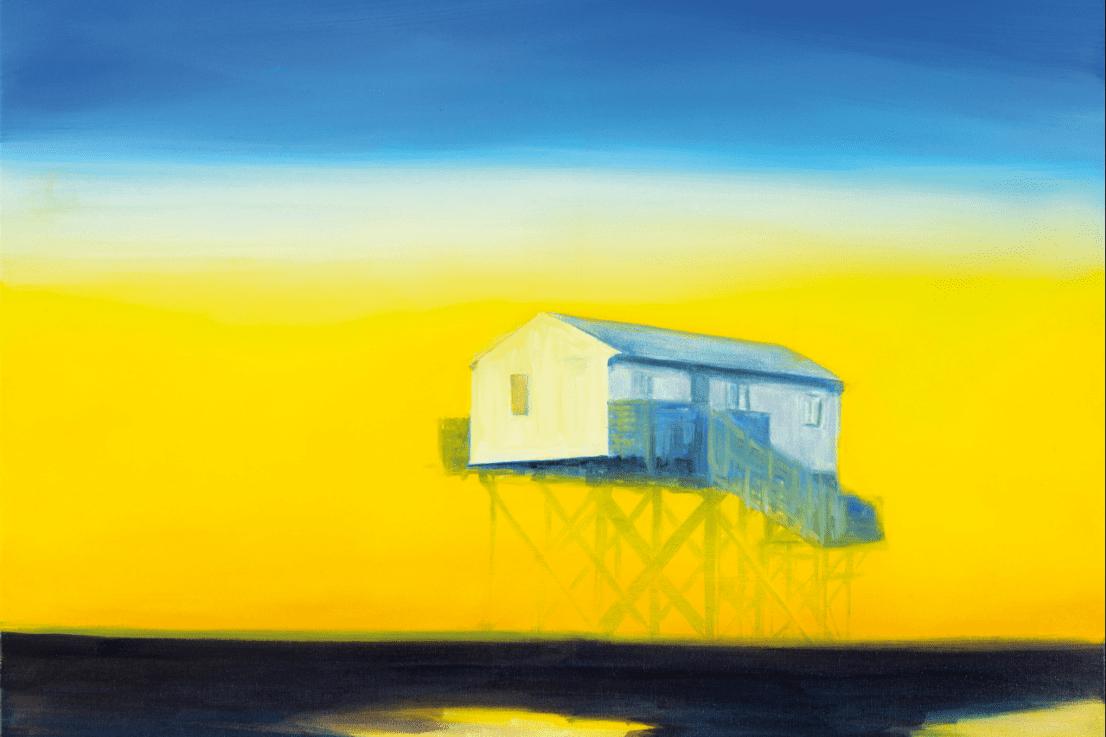 Workshop mit Anke Gruss - Licht und Atmosphäre am Meer