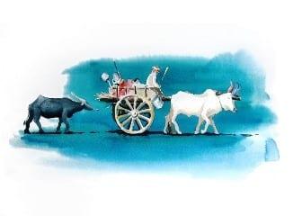 Landarbeiter (Indien)