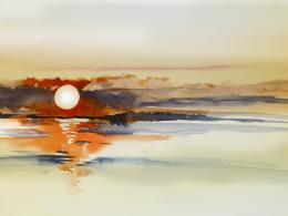 Workshop mit Sonja Jannichsen – Aquarellmalerei an der Ostsee