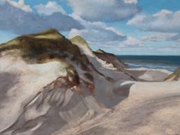 Workshop mit Susanne Mull – Wolken und Mee(h)r – Naturalistische Pastellmalerei an der Ostseeküste