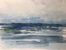 Wasseranlage für ein Ostsee Aquarell (2)_kl