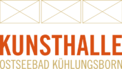 LOGO Kunsthalle Kühlungsborn_orange gold