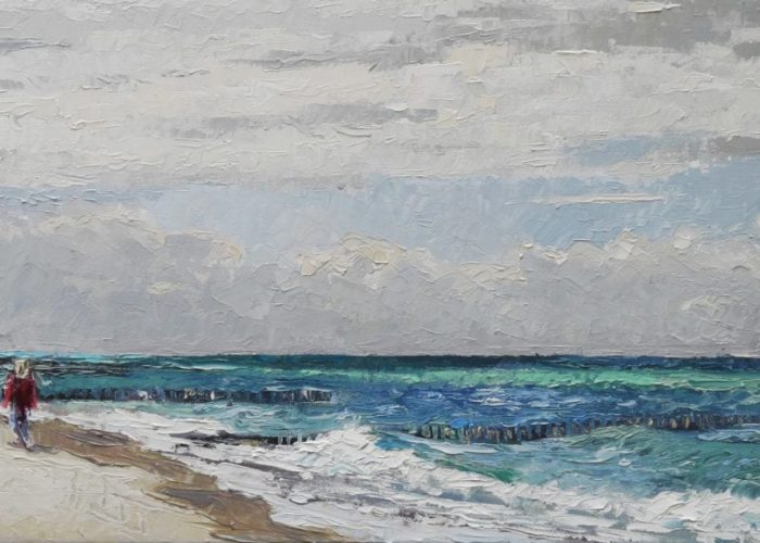 Am-Strand-von-Kühlungsborn,-2019,-Öl-auf-Leinwand,-(c)-Thomas-Freund-1920-x-1080-px