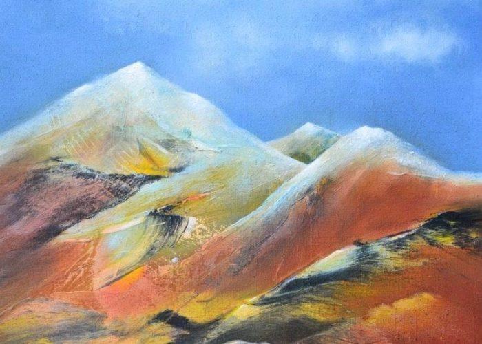 Hinrich JW Schüler_Abstrakte Landschaft