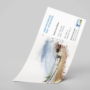 "Workshop ""Urban Sketching am Meer – Ostseeskizzen"""