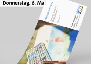 1 Tag Freiluftmalen: Donnerstag 6. Mai 2021